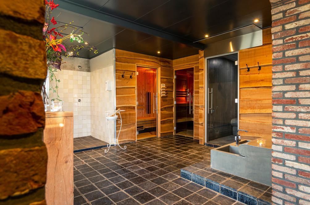 Privé sauna Betuwsch Badhyus