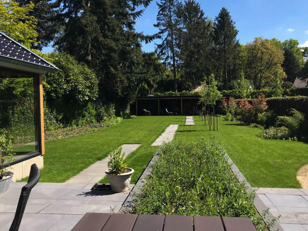 Inspiratie voor een wellness tuin ontwerpen