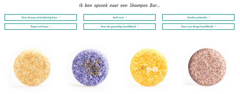 Natuurlijke Shampoo bar kopen