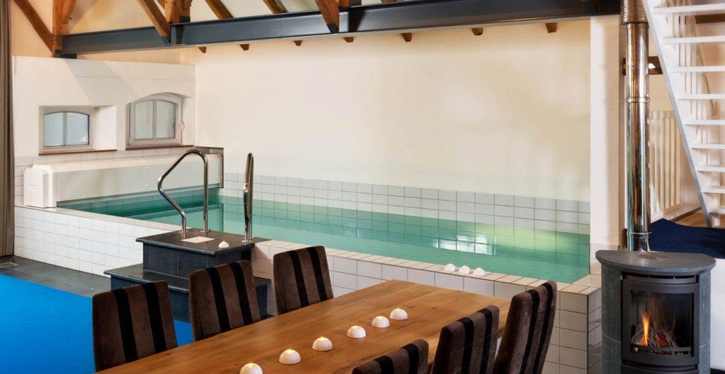 Luxe wellness vakantiehuizen in Gelderland