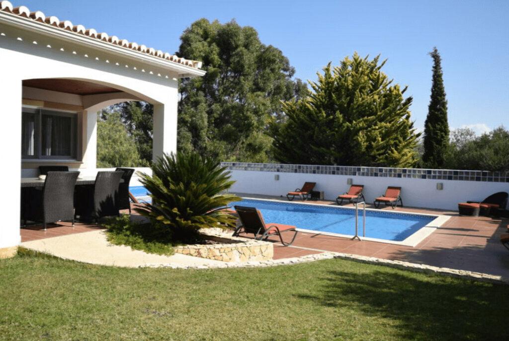 Vakantiehuizen met privé zwembad Portugal