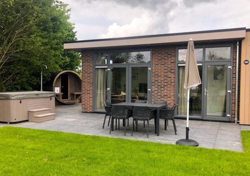 Vakantiehuizen met sauna van particulieren in Nederland