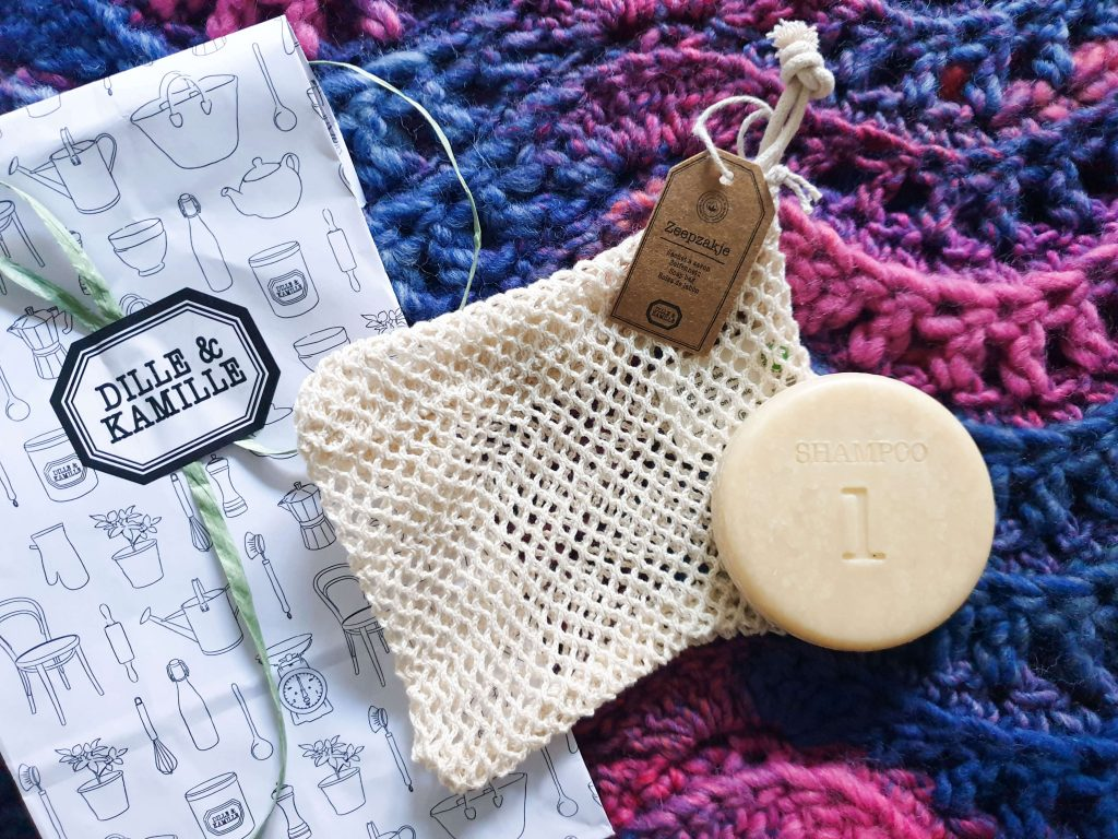 Dille & Kamille badkamer producten