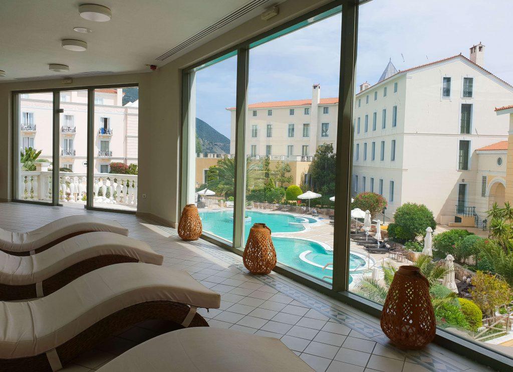 Ervaringen wellness vakantie Evia Griekenland