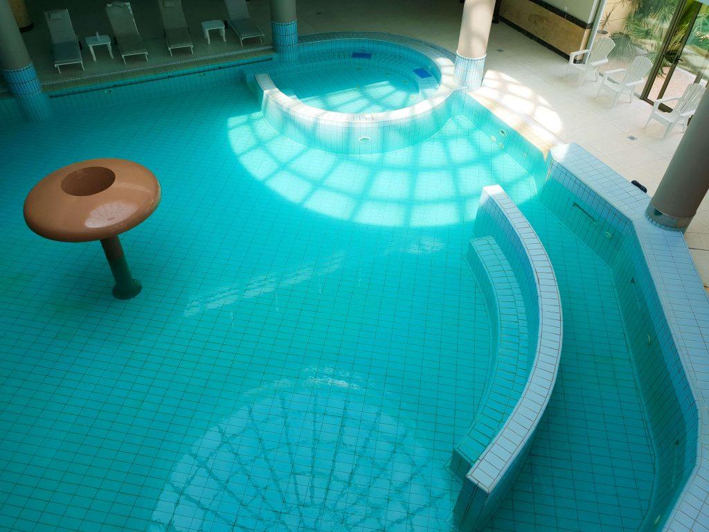 Luxe wellness hotel met zwembad Evia