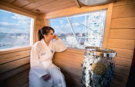 Meest bijzondere sauna's wereldwijd