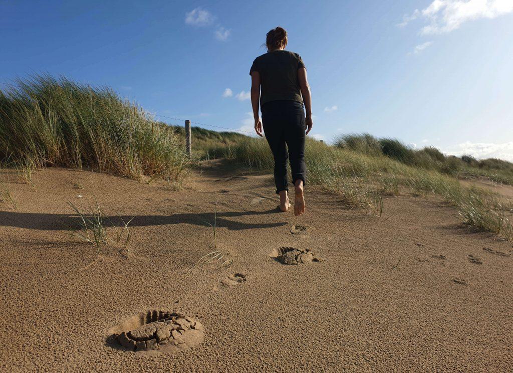Mindfulness wandeling door de duinen