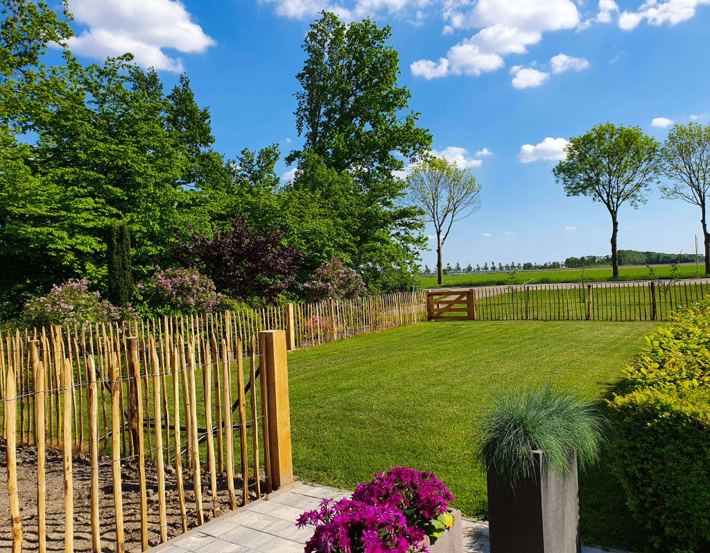 Thuis ontspannen in de tuin tips