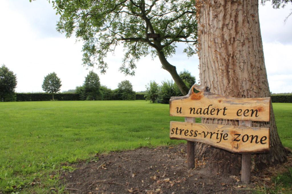 Wellness camping Oudlandse Hoeve in Brabant