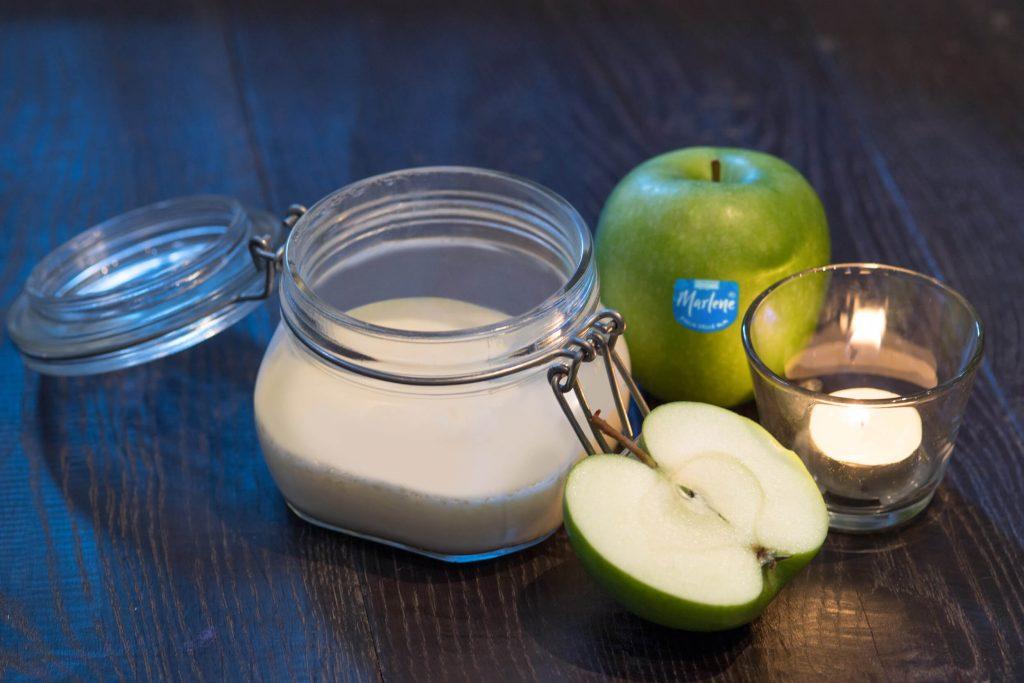 Marlene appels goed voor je huid