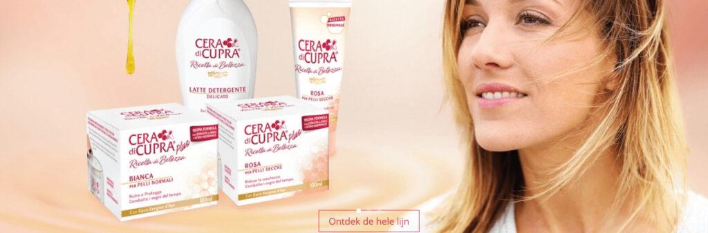 Review Cera di Cupra huidverzorgingsproducten
