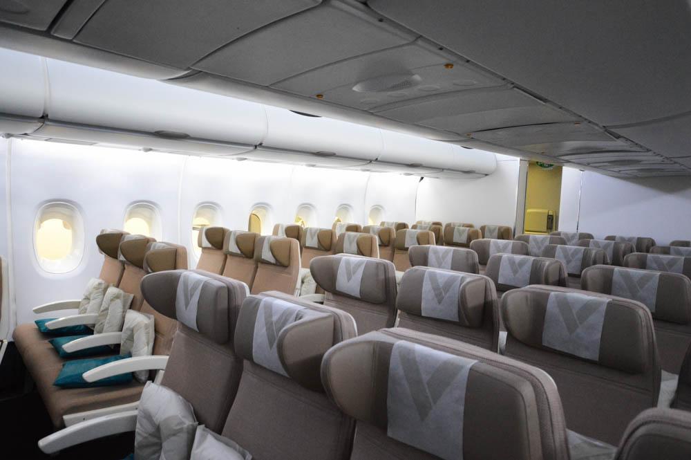 Vliegen met Etihad Airways ervaringen