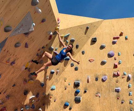 Yoga oefeningen voor klimmers en boulderaars