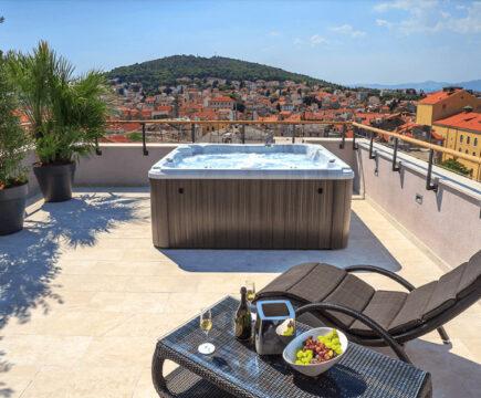 Wellness Hotel Cornaro in Split