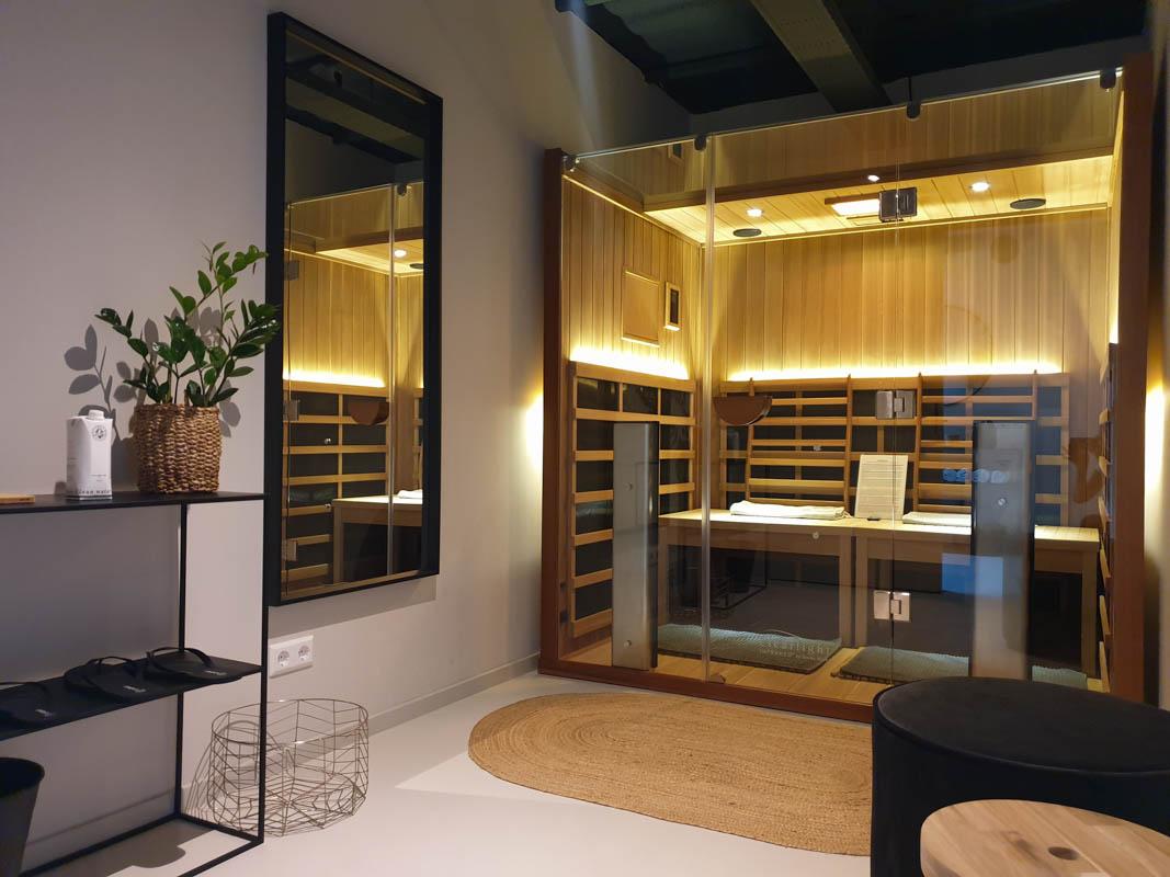 Privé sauna in Amsterdam Zuidoost