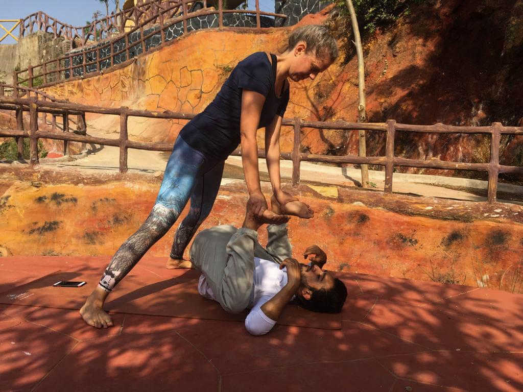 Yoga Teacher Course India