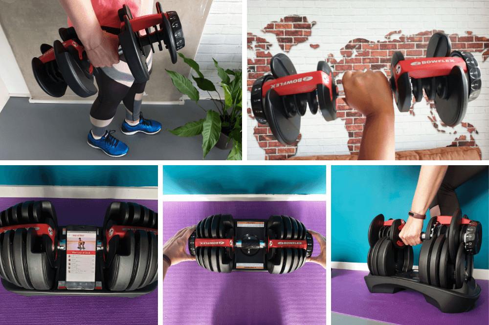 Dumbbell workout & dumbbell oefeningen