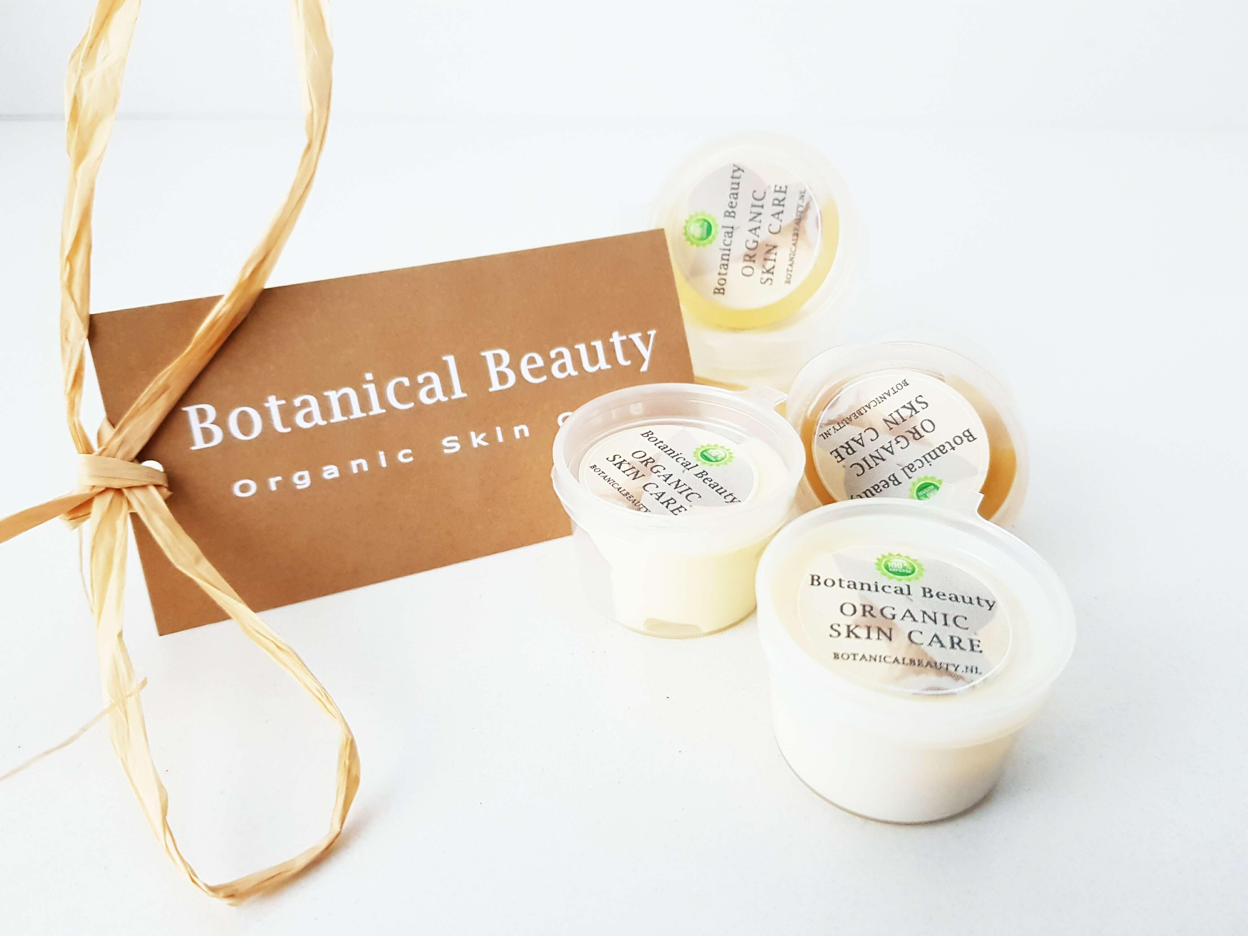 Botanical Beauty 100% natuurlijke huidverzorgingsproducten