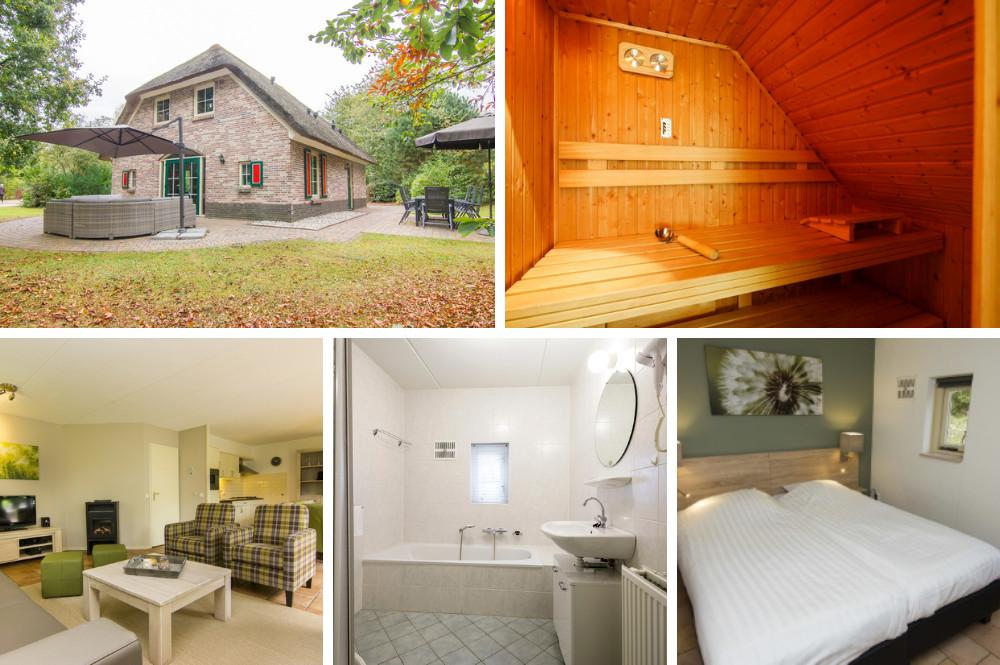 Landal Het Land van Bartje- vakantiehuis met sauna