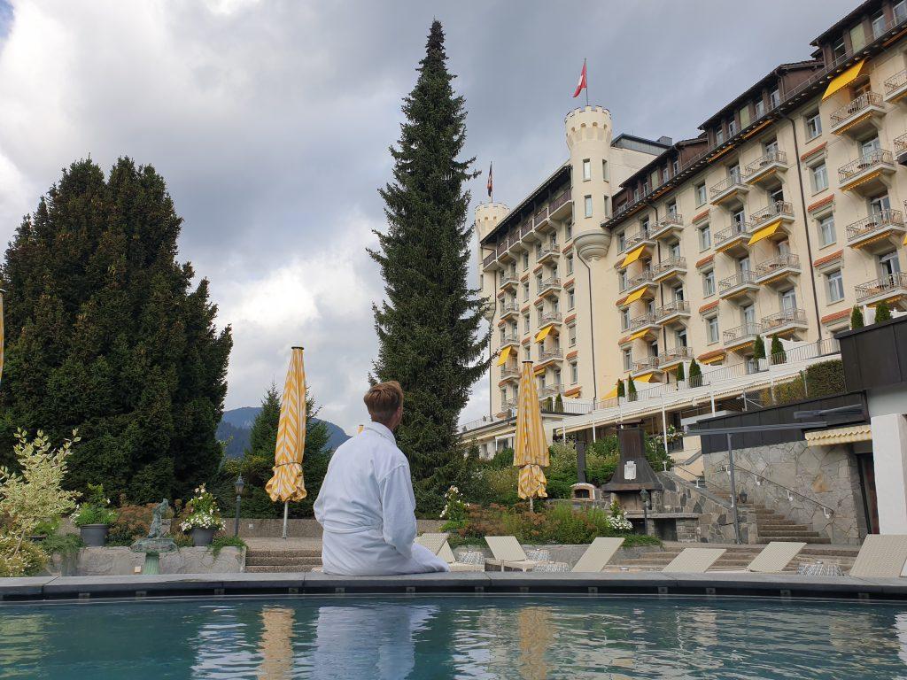 Wellness Destination Gstaad