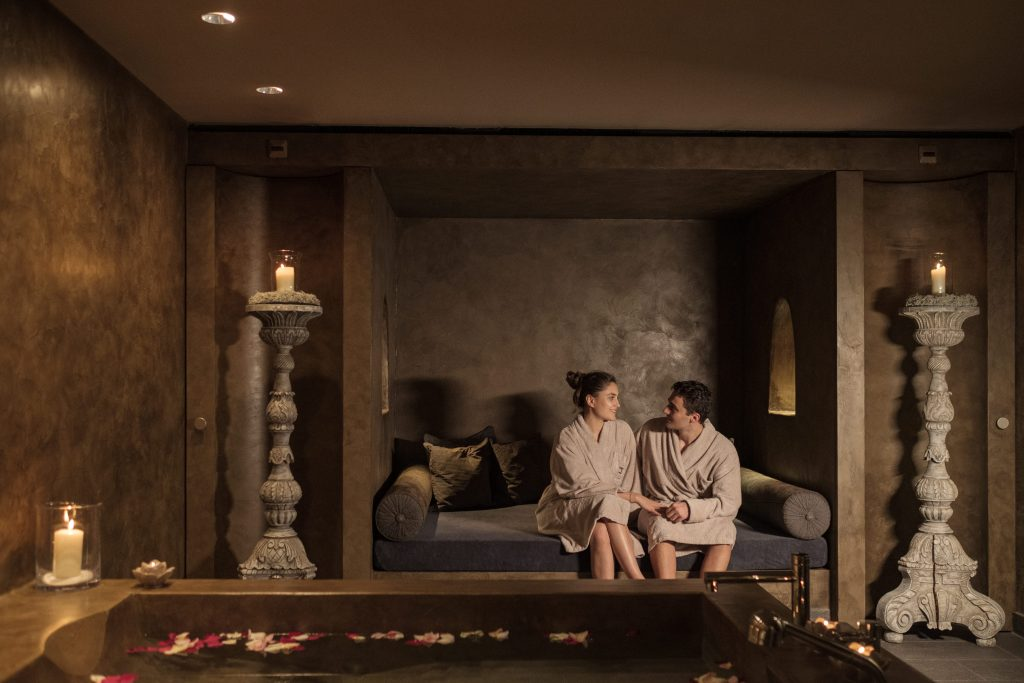Gstaad Palace Spa