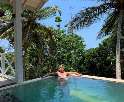 Luxe wellness hotels in Sri Lanka