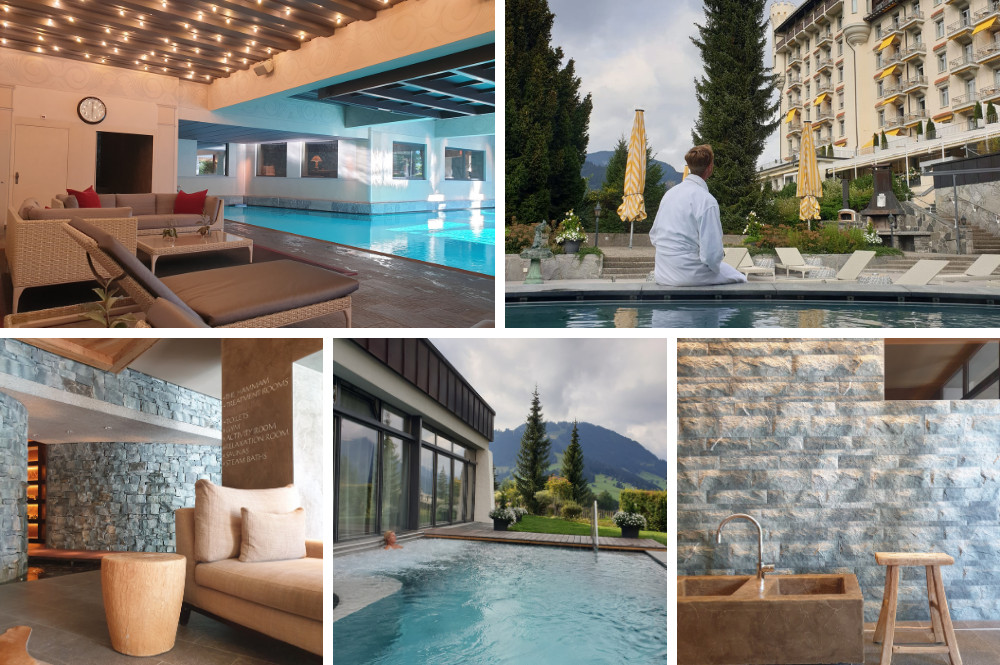 Luxe Spa Gstaad
