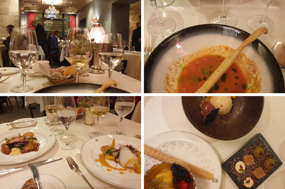 Restaurants Gstaad Palace