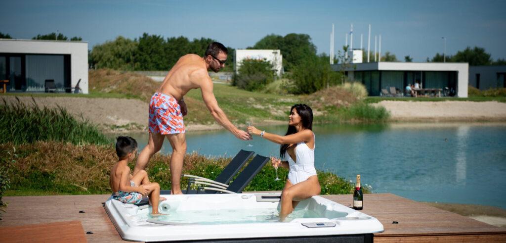 Z'and Villa's in Zeeland met sauna en/of bubbelbad