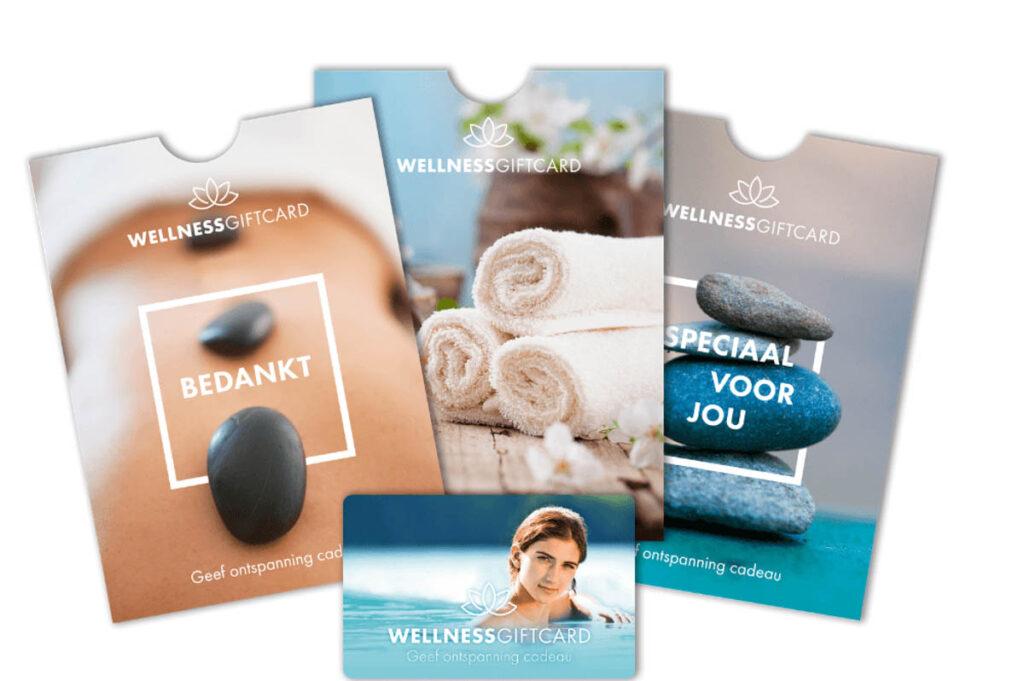 Wellness Giftcard - Sauna Cadeau
