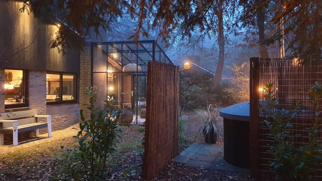 Airbnb met hottub in het Vechtdal, Overijssel