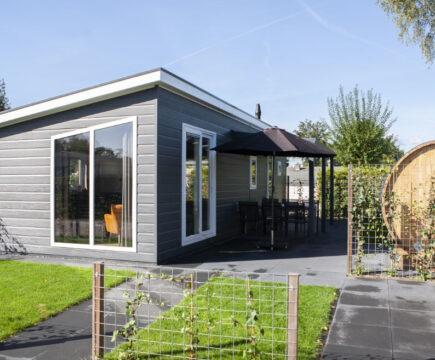 Bungalow met sauna - Boshoek Nederland