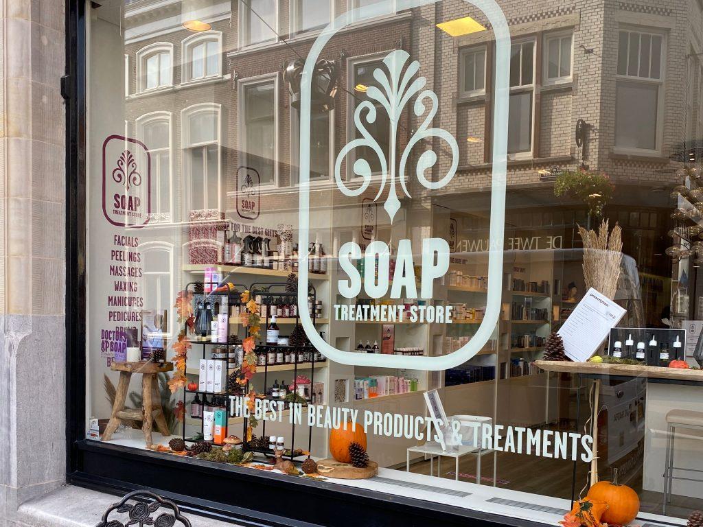 SOAP TREATMENT STORE Den Haag