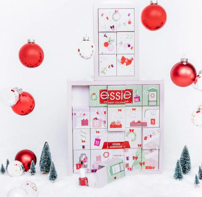 Essie adventskalender 2020