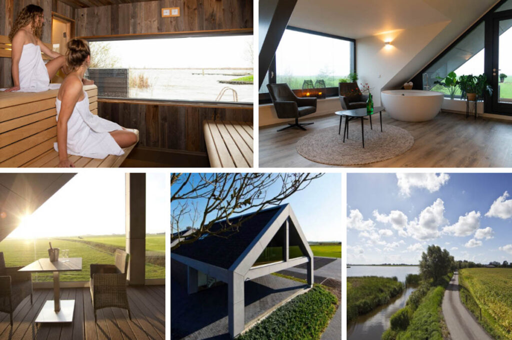 Wellness Pollepleats suite via Natuurhuisje.nl.