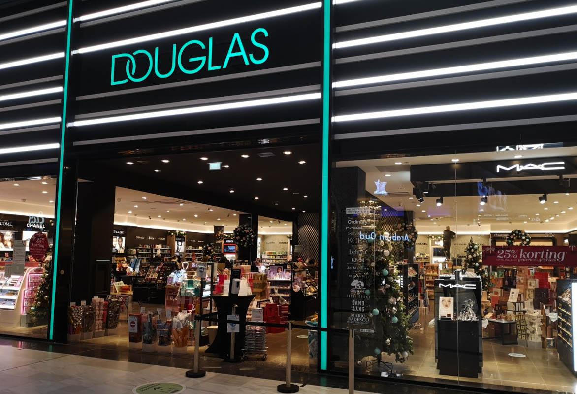 Beauty adventskalenders bij Douglas