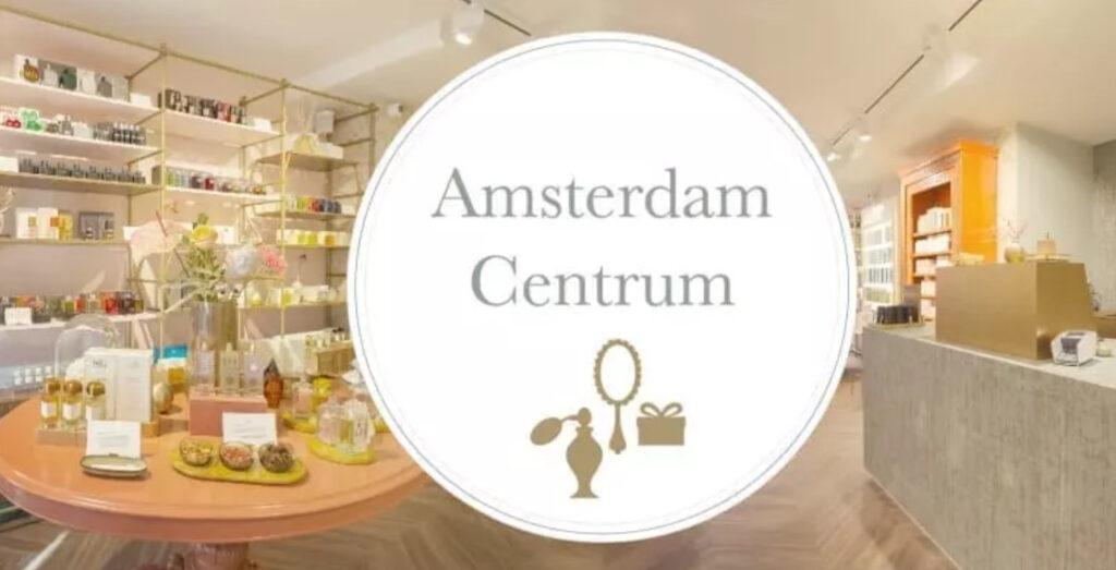 Beauty winkels Amsterdam