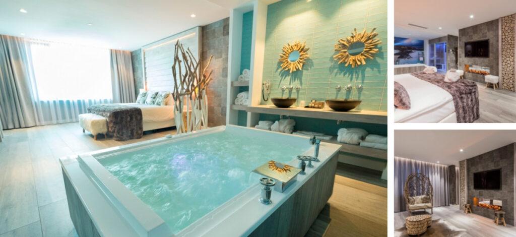Hotel met sauna en bubbelbad op kamer in Utrecht