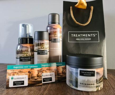 Wellness Giftbox ideeën - Treatments