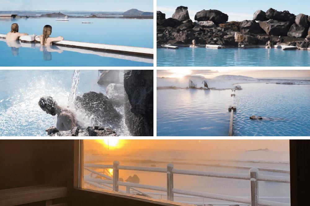 Warmwaterbronnen in IJsland