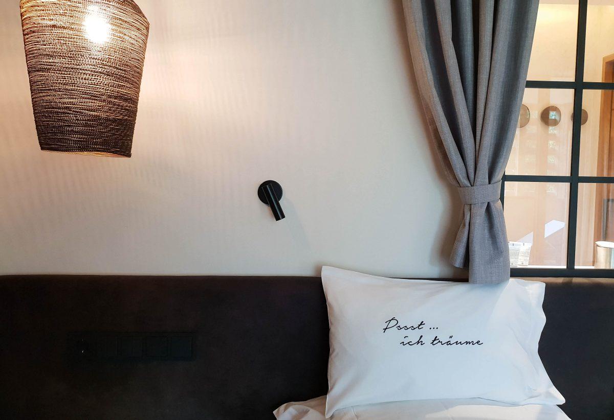 Slaapkamer hotelsfeer