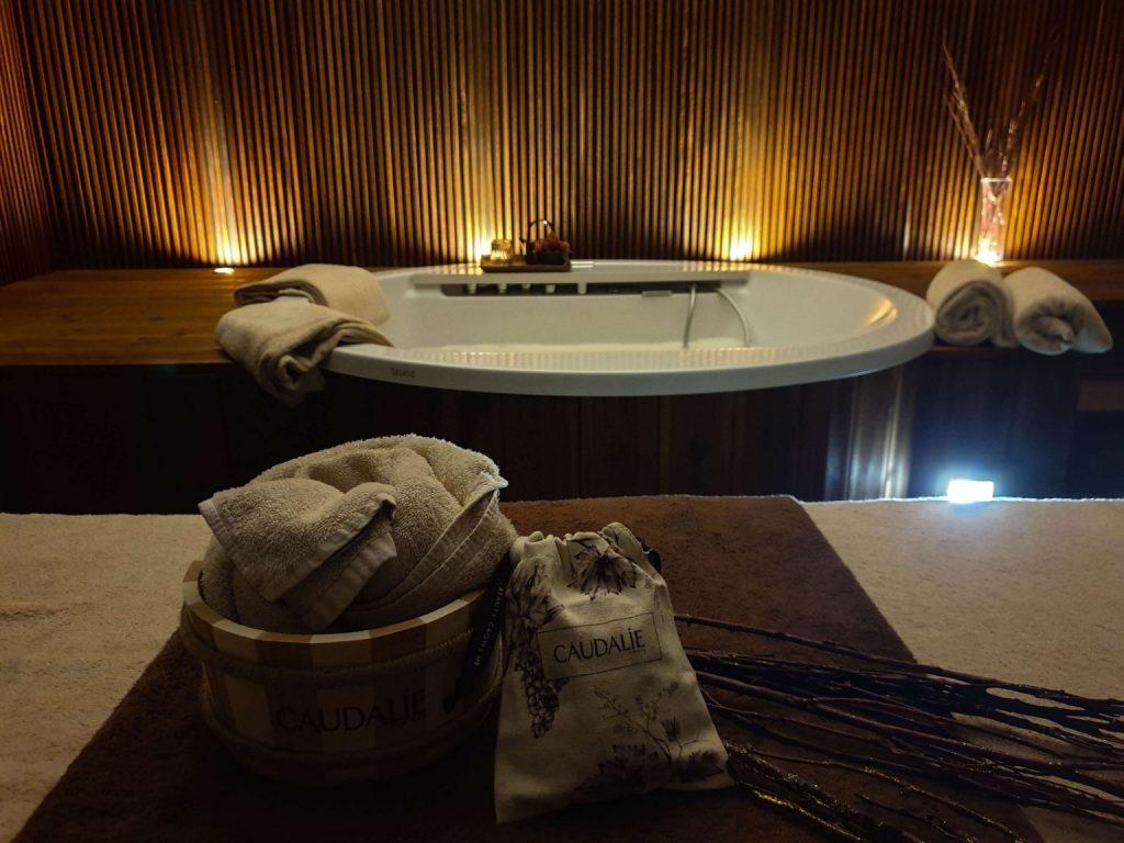 Wellness hotel met Vinotherapie