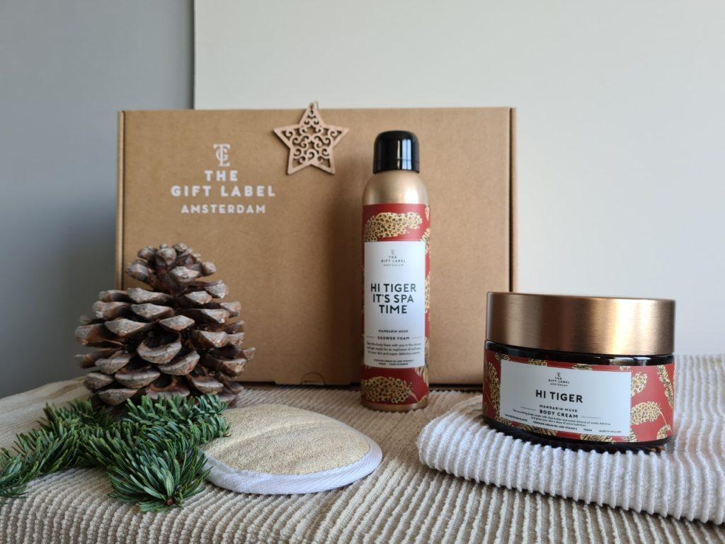 Wellness cadeau The Gift Label