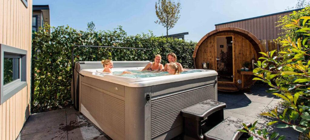 Wellness vakantiehuizen in Limburg - Residence Valkenburg