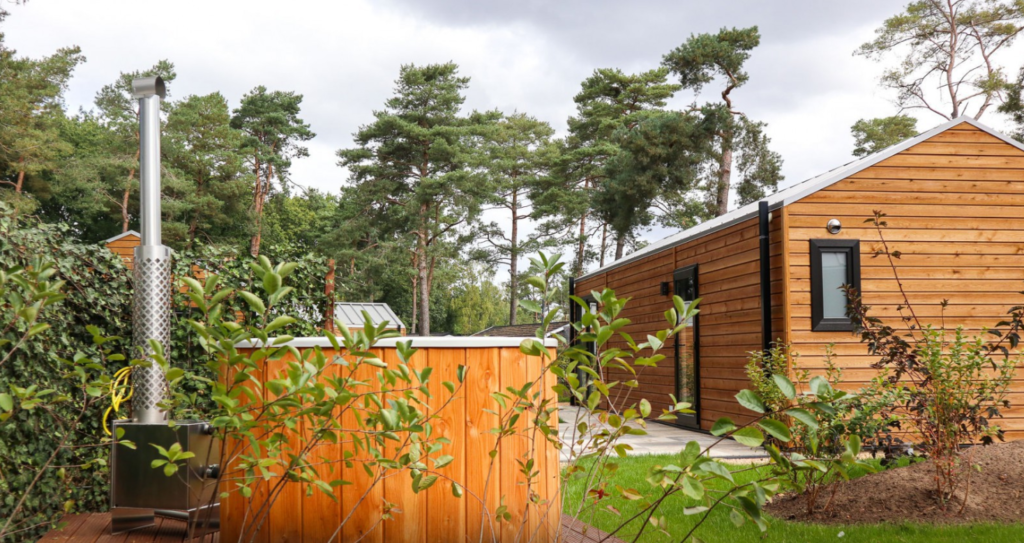 Wellness Lodge Droompark De Zanding wellness faciliteiten