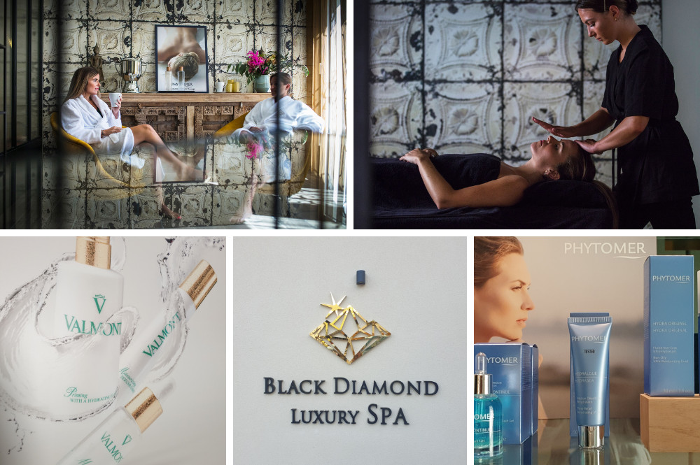 Black Diamond Luxury Spas