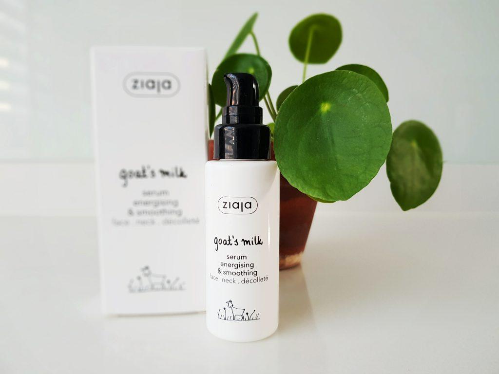 Geitenmelk serum voor gezicht, hals en decolleté