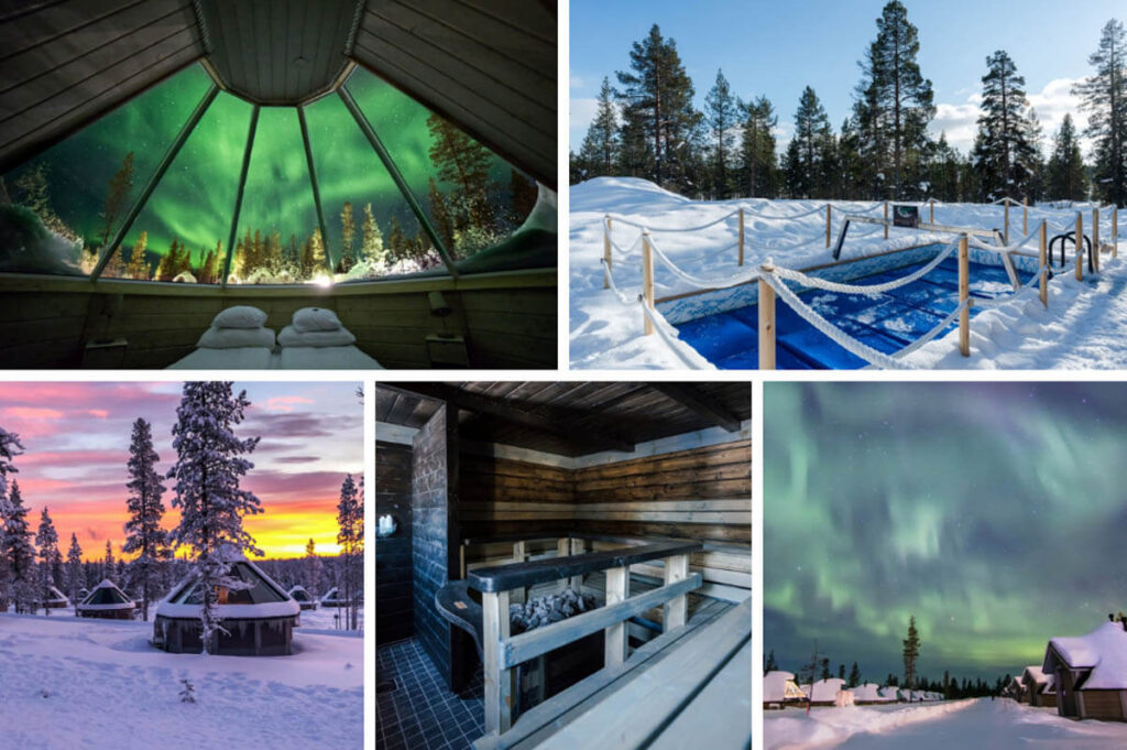 Aurora Cabin - Saariselka Northernlights Village