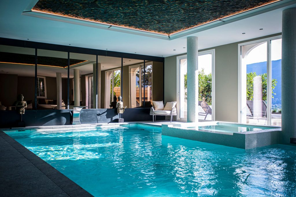 Hotel lincomparable in Aix les Bains