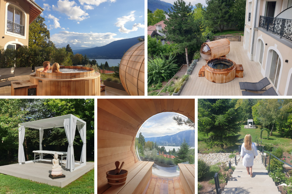 Wellness & Spa Hotel lincomparable